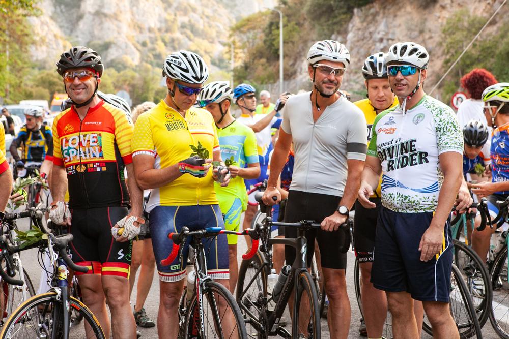 7 ποδηλατική εκδρομή - Tour of Daphne