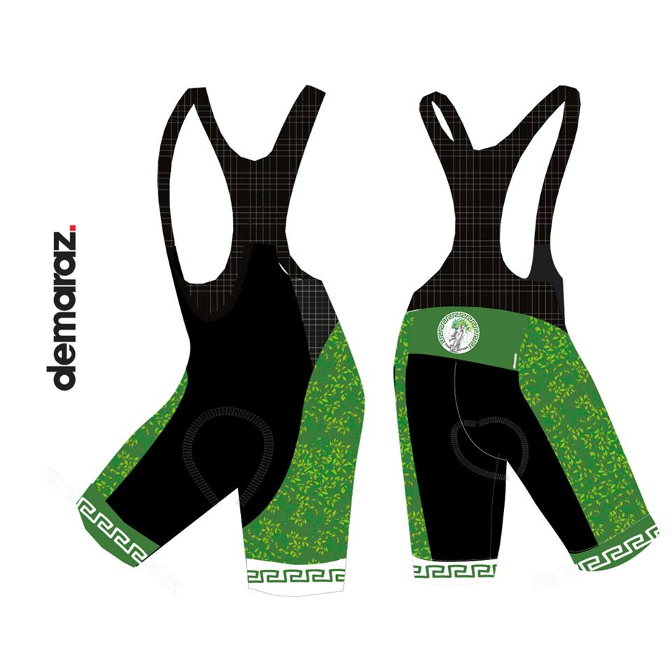 Tour of Daphne Bib Short