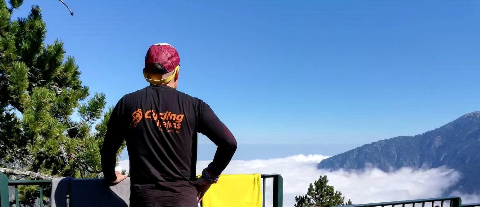 Ορειβατική εκδρομή στον Όλυμπο (Πριόνια - Καταφύγιο Σπ.Αγαπητός)
