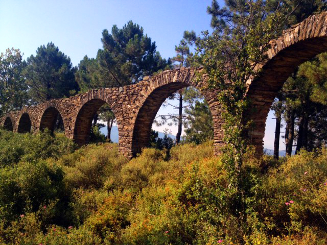 1 day cycling & hiking tour at  Mt Kissavos